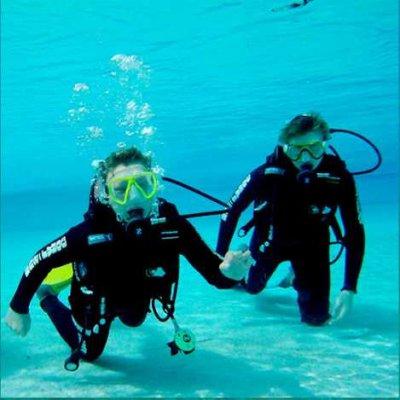 Actividades subacuáticas